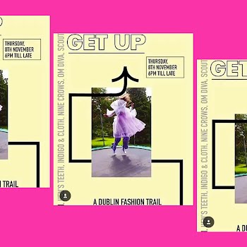 The Get Up Fashion Trail highlights leading independent fashion retailers and needs your support