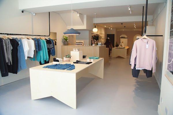 boutique de mode lente