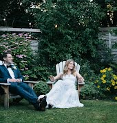 Considering getting hitched at home? Two couples on their at-home weddings