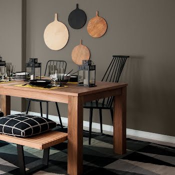 An Irish colour expert recommends three schemes for your most used rooms