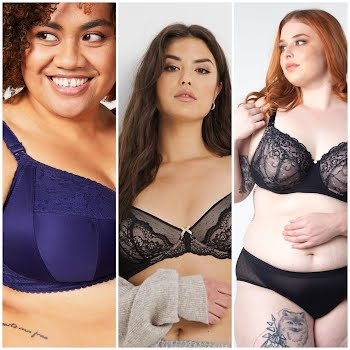 20 non-naff nursing bras you'll actually *want* to wear