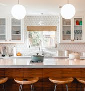 12 contemporary tile designs to inspire a kitchen makeover