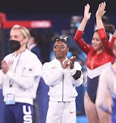 'I was still doing it for other people': Simone Biles put her mental health first – and it should be applauded