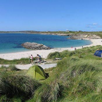 Irish campsites to visit