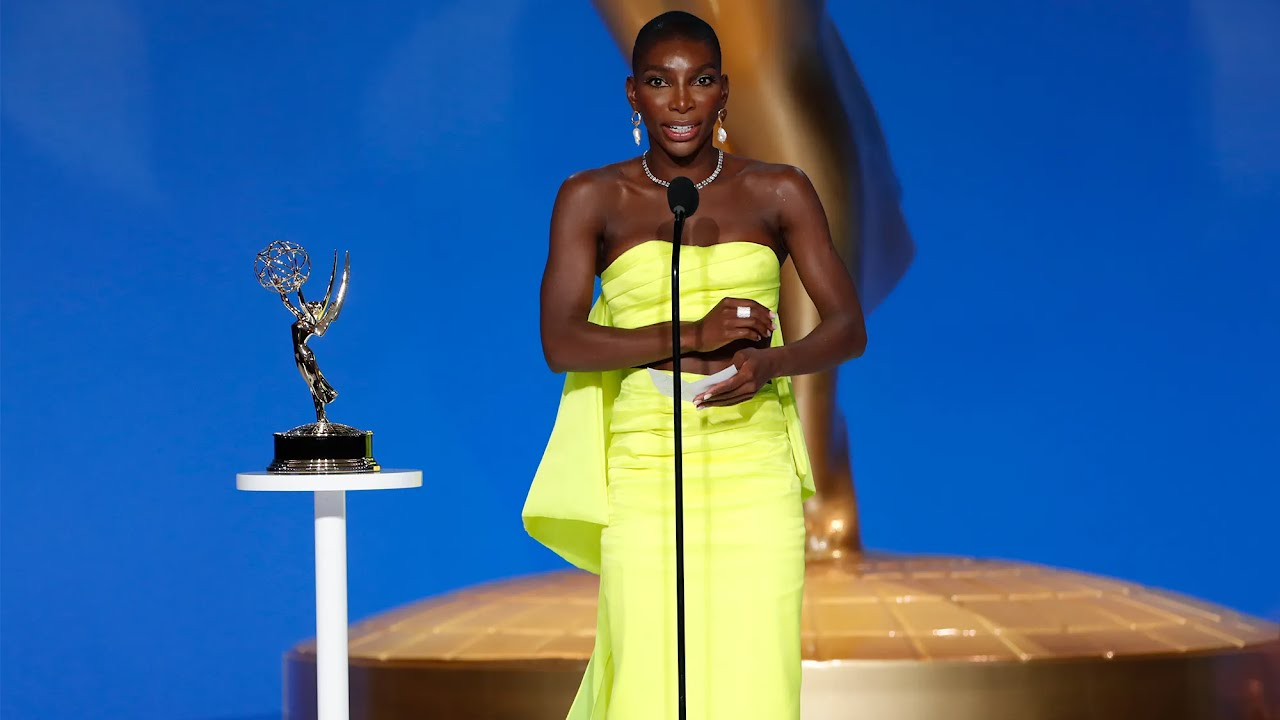 The best moments from the 2021 Emmys