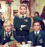Catch yourself on, 'Derry Girls' is not 'distinctively British'