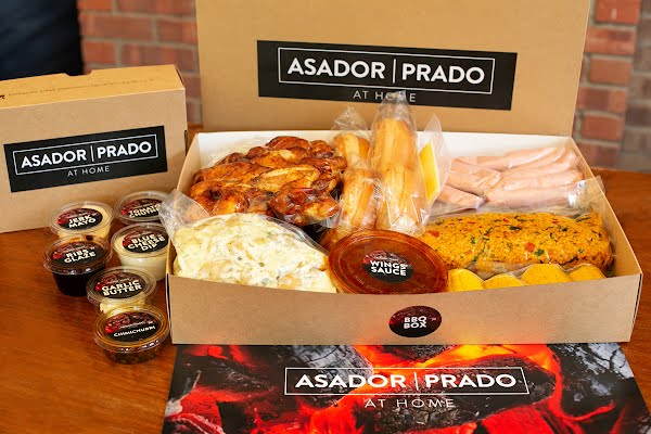 BBQ boxes