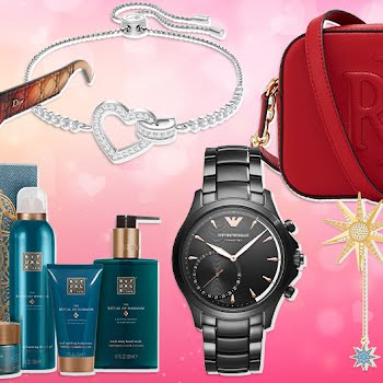Spotted at Kildare Village: Major savings on these designer items just in time for Valentine's Day