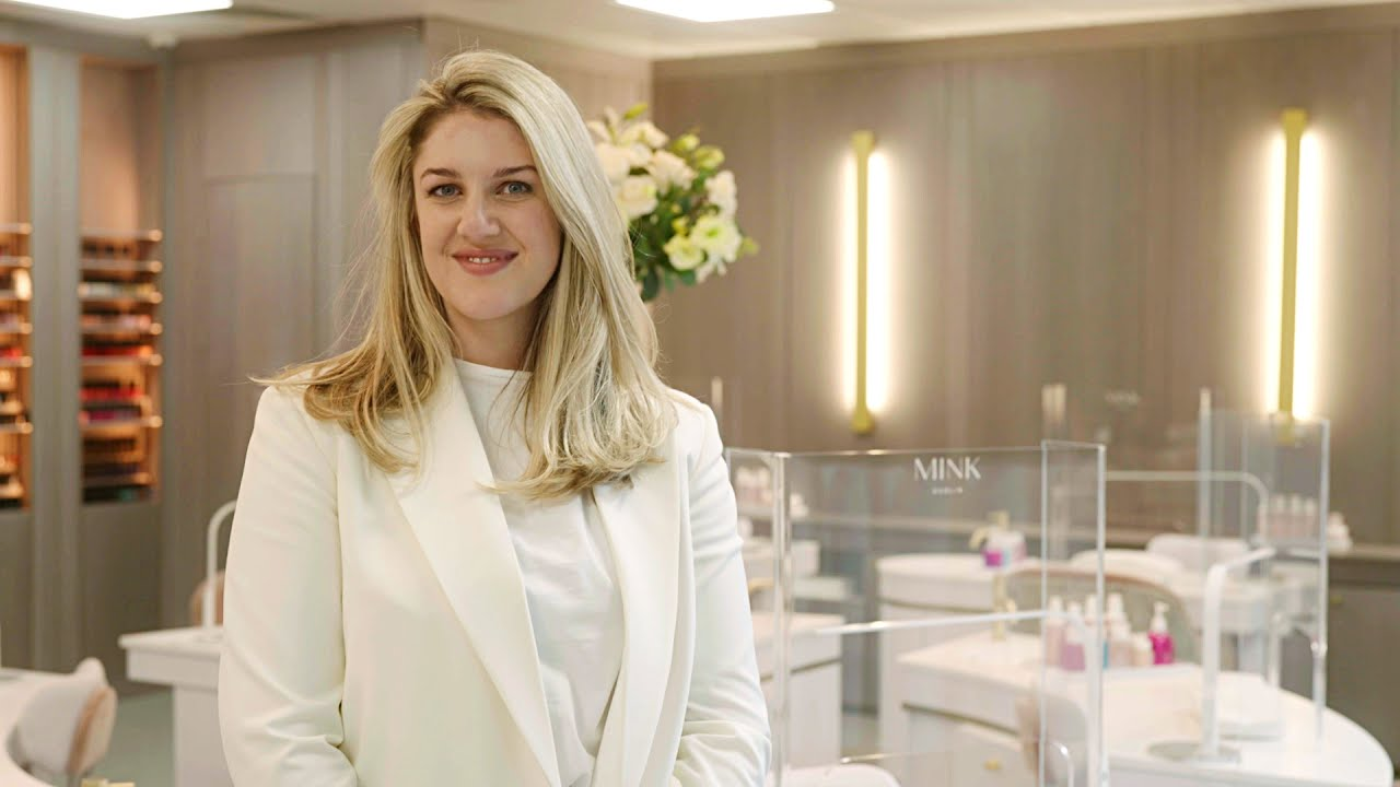 With 3 salons, a beauty brand and a little one at home, Kate Verling of Mink Hand and Foot Spa on mastering multitasking
