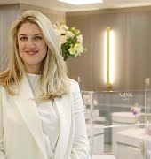 With soon-to-be-three salons, a beauty brand and a little one at home, Kate Verling of Mink Hand and Foot Spa on mastering multitasking