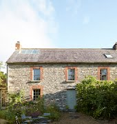 This stone farmhouse in Kilkenny has been carefully restored to create a bright, calming space
