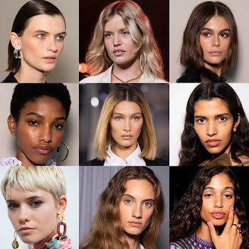 trending cuts and colours