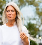 The expert guide to embracing and growing out your grey hair