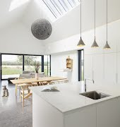 Take a tour of this tranquil Scandi-inspired Kinsale home