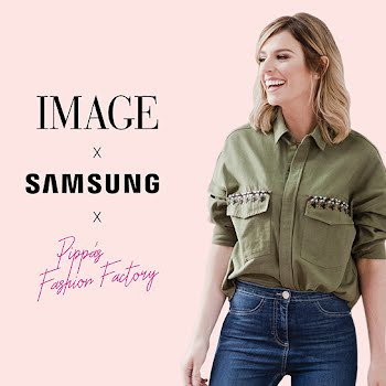 IMAGE x Samsung x Pippa's Fashion Factory