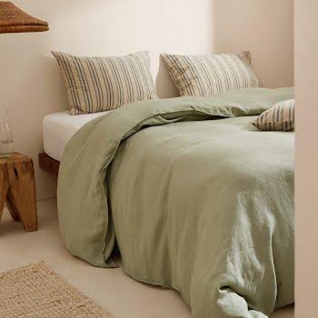 Mango Home's linen collection