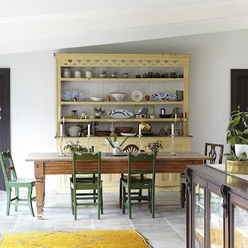 Take a look around this delightful Cork farmhouse belonging to Rory O'Connell