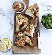 This spatchcock chicken recipe will make your weekend