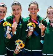 Only four women have ever won Olympic medals for Ireland, but four more joined the list last night