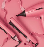 The new ghd pink collection donates to the Irish Cancer Society