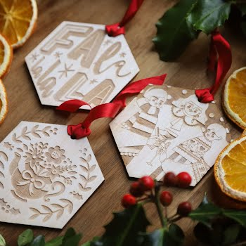 These Christmas decorations designed by Irish artists support women in Direct Provision