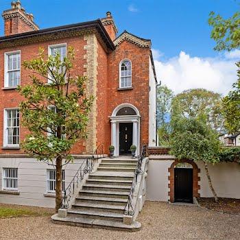 This stylish Victorian Ballsbridge home is on the market for €3 million
