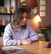 'When your business is in design, good camera quality is essential': Siobhan Lam on running interiors business April and the Bear