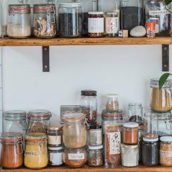 Katie Sanderson Kitchen Shantanu Starick Smart Storage