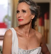 Andie MacDowell: Why is my grey hair an issue and George Clooney's isn't?
