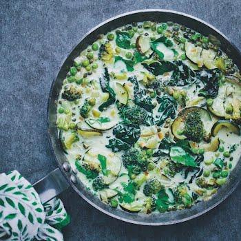 sautéd greens