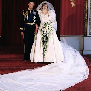 Princess Diana's wedding dress