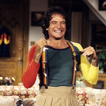 Robin Williams test footage