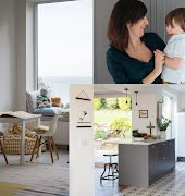 A dark bungalow is transformed into an airy family home in Brittas Bay
