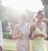Chunky wedges, midi dresses and light summer cardigans – What to wear to an Irish garden wedding