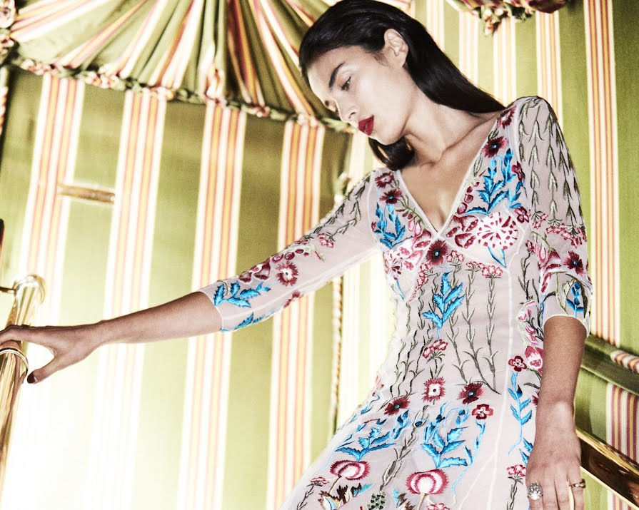 Savvy shoppers take note: Don't miss the Temperley London pop-up at Kildare Village