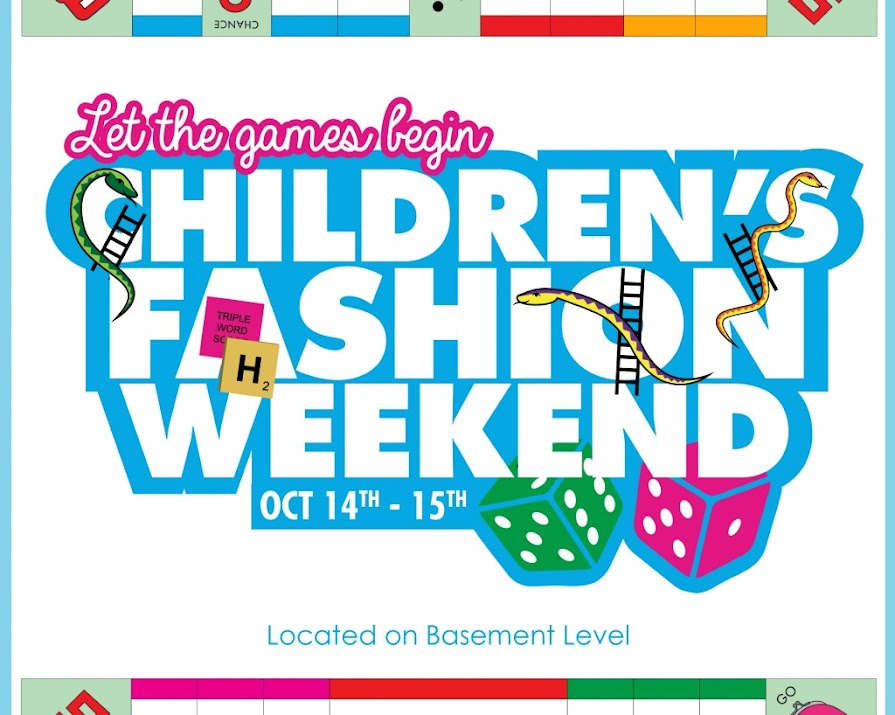 Let The Games Begin: Arnotts Children's Fashion Weekend Is Here