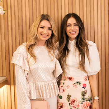 Lydia Elise Millen style and beauty masterclass at Brown Thomas: social pics