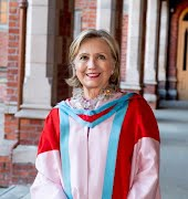 Hillary Clinton will be in Belfast this week for her inauguration as Queen's University chancellor