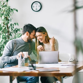 work with your partner