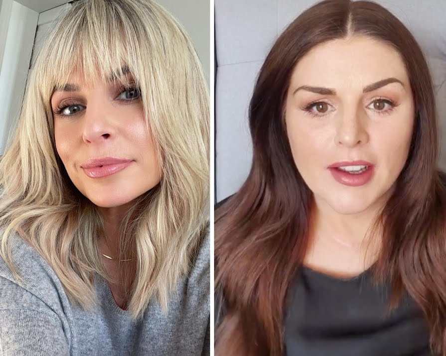'You have the right to feel sad and to grieve a loss, no matter the stage of pregnancy': Pippa O'Connor Ormond and Síle Seoige open up about pregnancy after miscarriage