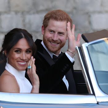 The Crown Harry and Meghan