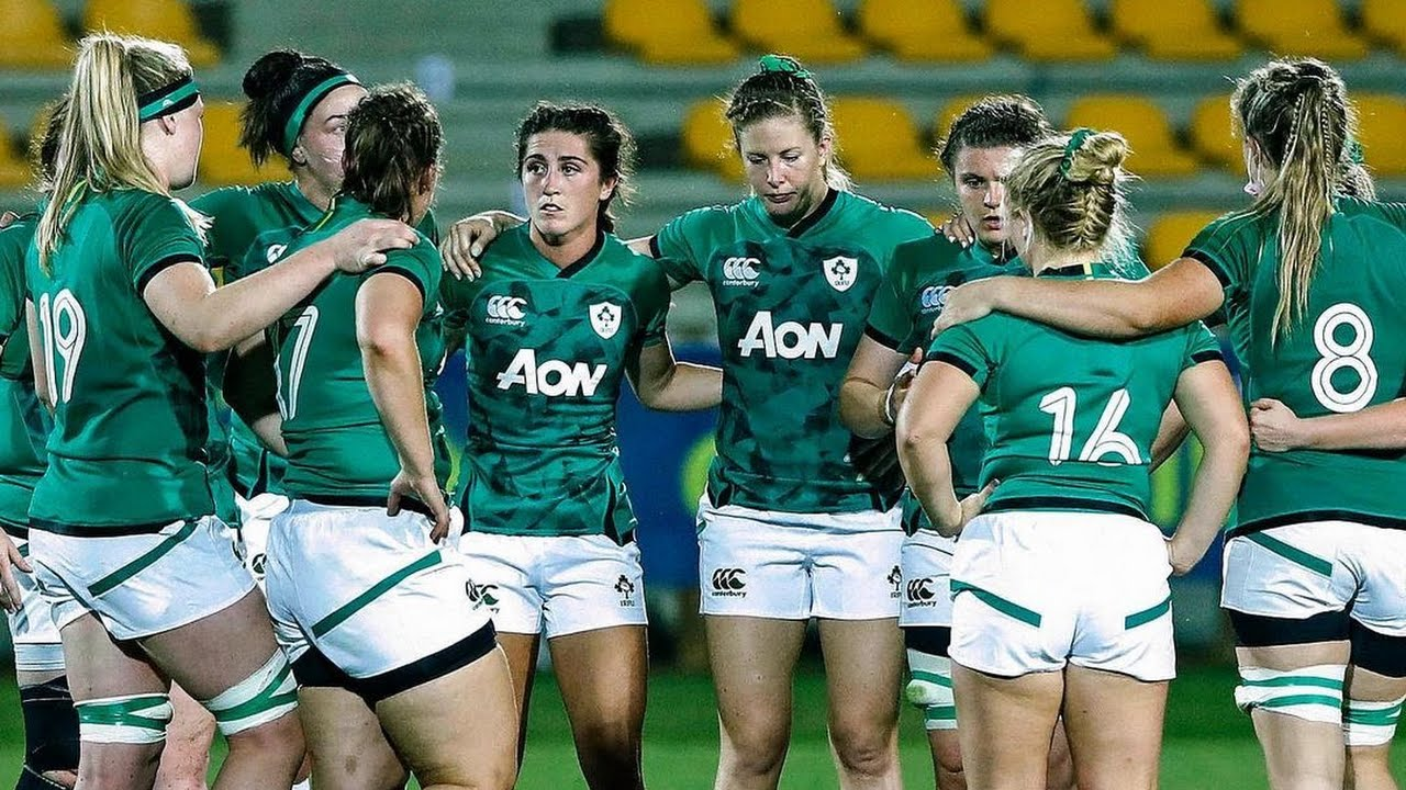Player treatment at the women's rugby Interpros is indicative of all women's sports in