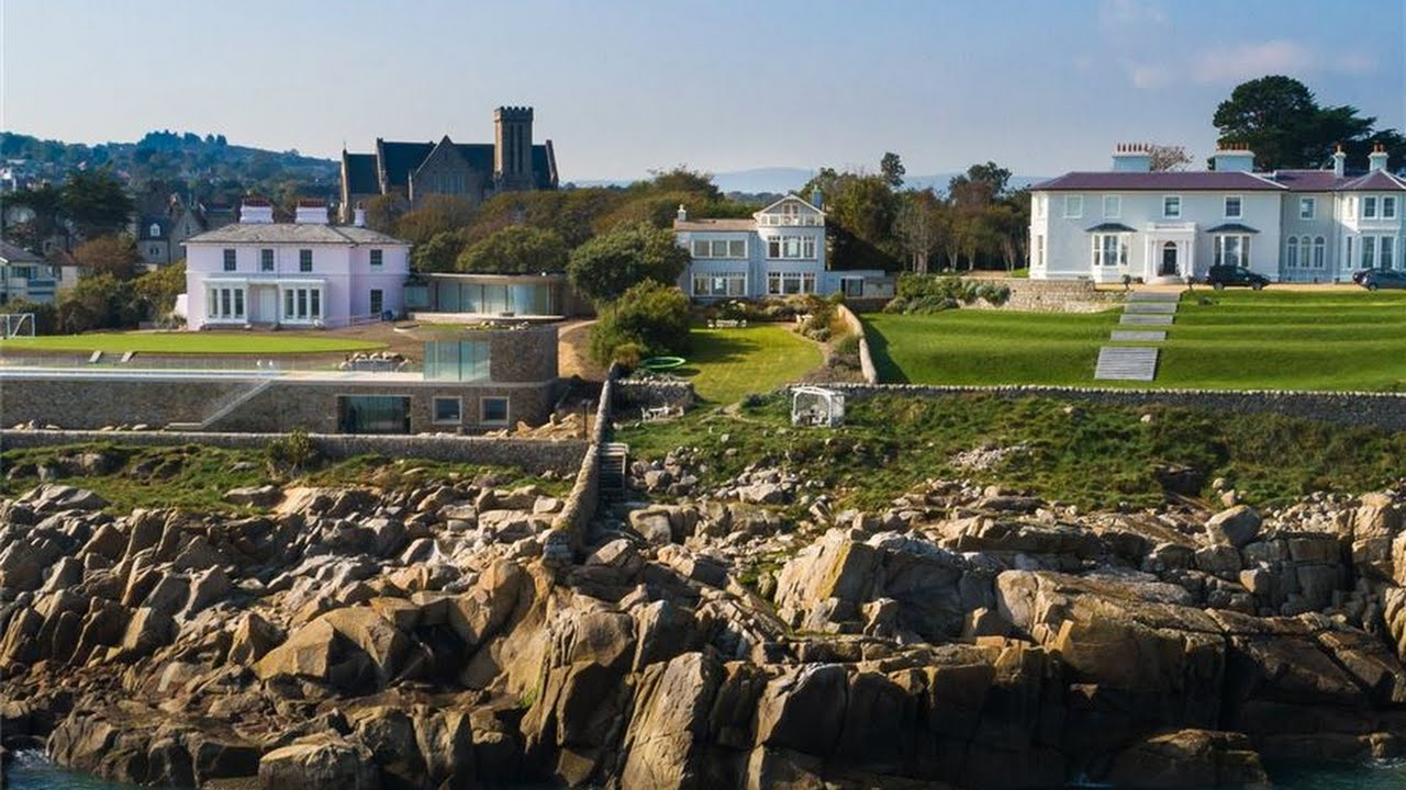 Dalkey home for sale for €3.95 million has sea access and incredible views