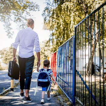 Is your child struggling with separation anxiety? This clever idea might help