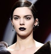 Black lipstick: Here's how to pull it off