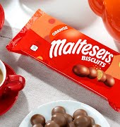 Calling all biscuit lovers! We're giving away a hamper of Maltesers biscuits