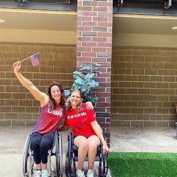 US Paralympians